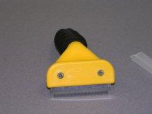 Фурминатор. Эффективен для удаления отмершей шерсти и подшерстка собак и кошек. Три размера. Цена от 748руб.