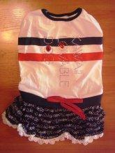 Красивое платье со стразами, подойдет мопсу, французскому бульдогу. Цена 824 руб.