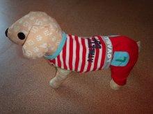 Трикотажный летний костюмчик для мелких собак. Есть еще в синем цвете. Цена 875 руб.