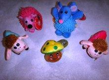 Игрушки с пищалками для Ваших любимцев в огромном ассортименте! Цена 200-350 руб.
