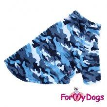 Мягкая уютная толстовка из флиса для средних собак, подойдёт стаффу, далматину и др. собакам. Цена 980 руб.