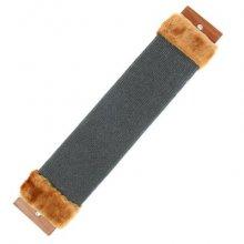 Когтеточка ковролиновая для крепления на стену или к полу. Размеры 55*11см и 62*11,5см, цена 293руб. и 312руб.