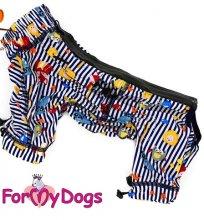 Комбинезон из хлопка для мелких собак. Отдельно для мальчика и для девочки. Цена 1390руб.