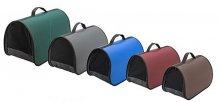 Недорогие сумки-переноски для кошек и собак. Лёгкие, удобные в уходе. Цвета и размеры разные, стоимость 870 - 1090 руб.